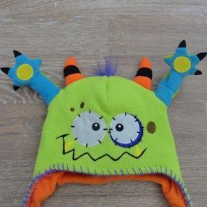 FLIPEEZ Accessories - FLIPEEZ Hat Boys Girls Toddler Peek A Boo Monster 03640632f1a7